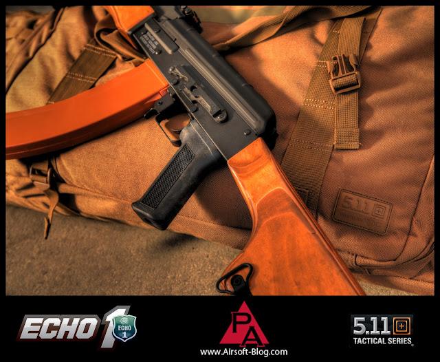 Echo1 RedStar LMG, Airsoft RPK, Airsoft AEG, 5.11 Tactical Rifle Bag, Brian Holt, Pyramyd Airsoft Blog, Tom Harris Media, Tominator, Airsoft HDR, Airsoft Wallpaper,