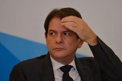 Cid Gomes teria recebido mais de R$ 20 milhões em propina