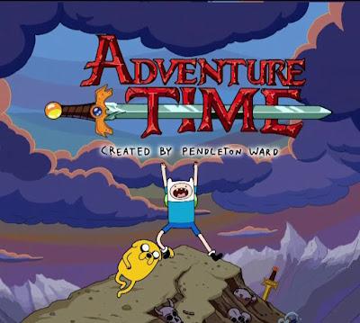 hora de aventura temporada 1 latino 720p mkv