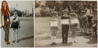Poze din scoala generala