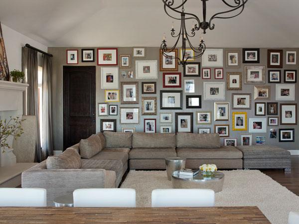 บ้านสวยด้วยกรอบรูป