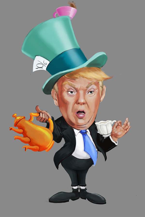 The Disaffected Lib: Mad As a Hatter.