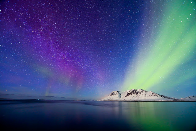 aurora borealis, night sky, milky way, nature, amazing, landscape, northern lights, weather phenomena, nightscape, photo gallery, video
