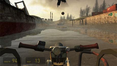 Half Life 2 Gameplay Screenshots