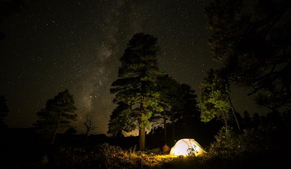 คุณชอบไปแคมป์ปิ่งมั๊ย do you like camping?