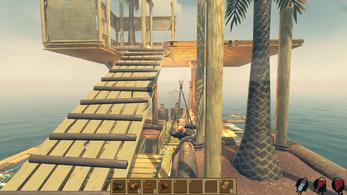 Το νέο δωρεάν παιχνίδι Raft