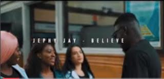 """Video: Jephy Jay – """"Believe"""""""