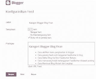 Cara mudah memasang widget feed di blogger02