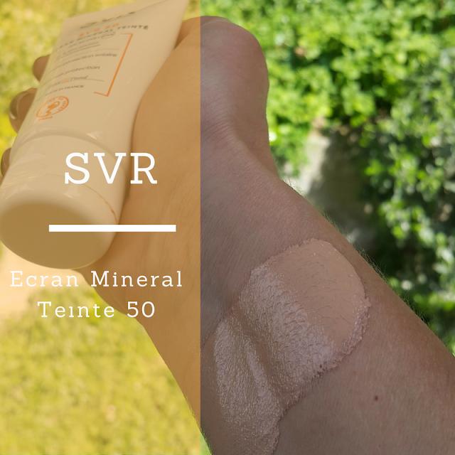Svr Ecran Mineral Teinte Ppf 50 - Renkli Güneş Koruyucu