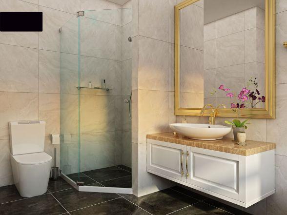 Phòng tắm dự án Samsora 105
