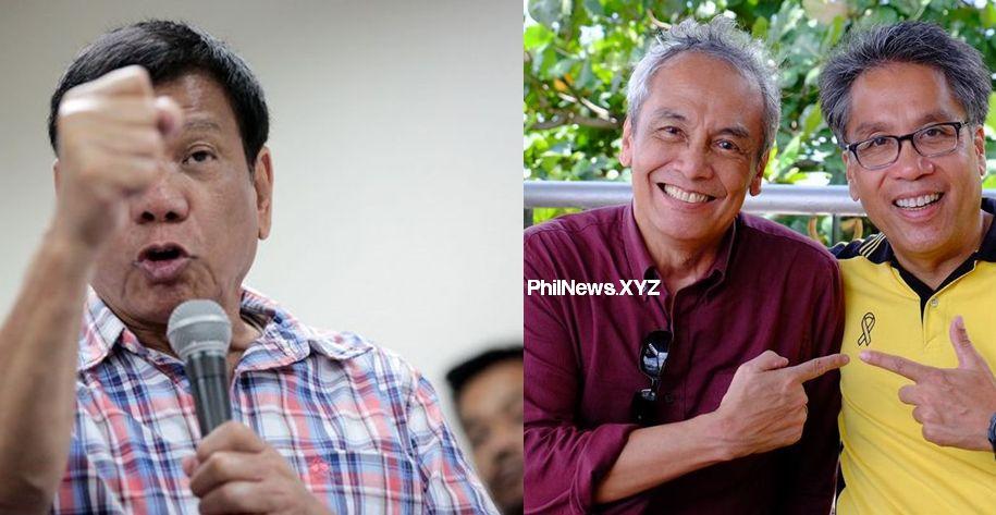 Pres. Duterte's San Beda Classmate Reveals Why Jim Paredes