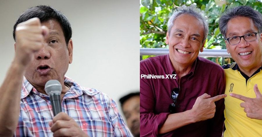 Pres. Duterte's San Beda Classmate Reveals Why Jim Paredes