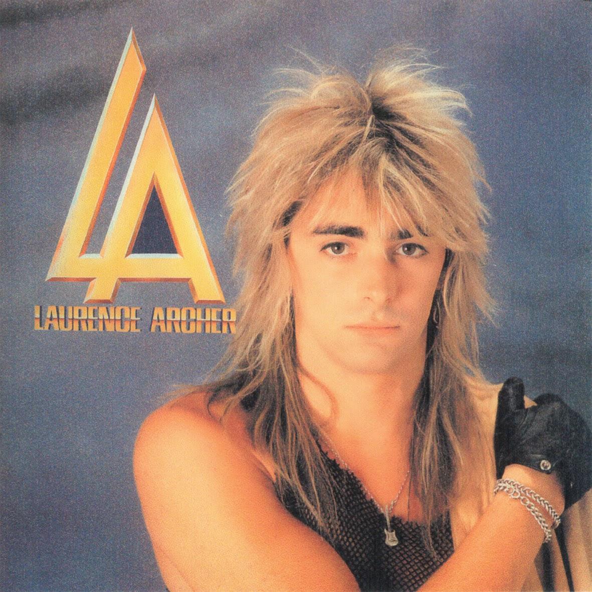 Laurence Archer st LA 1986 aor melodic rock