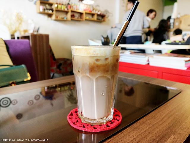 IMG 9148 - 台中北區│樂珈琲 Tano CAFE,隱藏在中友百貨後方的老宅咖啡,還有可愛店貓超療癒!