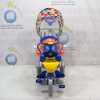 royal gajah baby tricycle