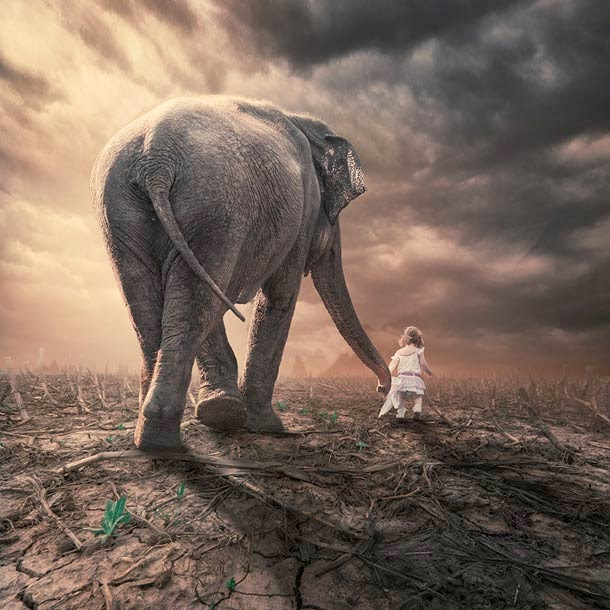 Ionut Caras master of photoshop artwork art fotografie