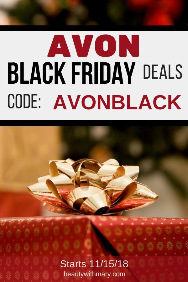 Avon Black Friday deals 2018. Save money shopping online with AVON. #AvonBlackFriday #AvonBlackFridayDeals #AvonBlackFriday2018 #AvonFreeShippingCodes