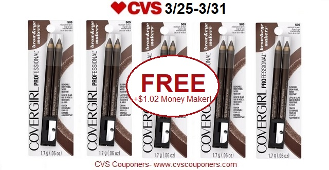 http://www.cvscouponers.com/2018/03/free-042-money-maker-for-covergirl-brow.html