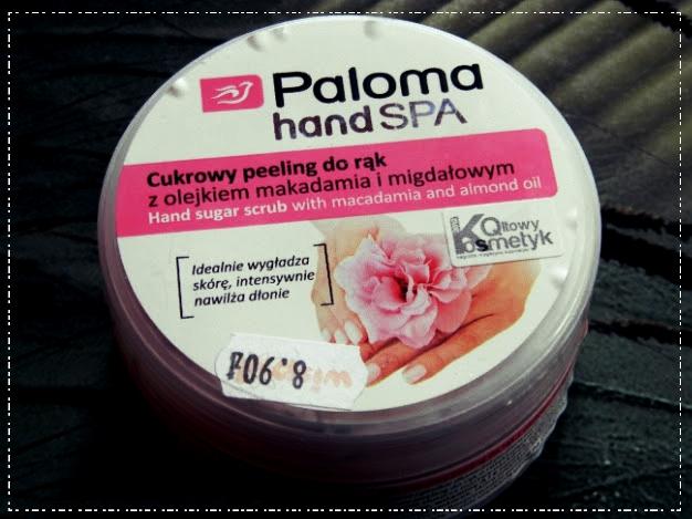 O tym peelingu mogłabym  bez końca... Paloma Spa