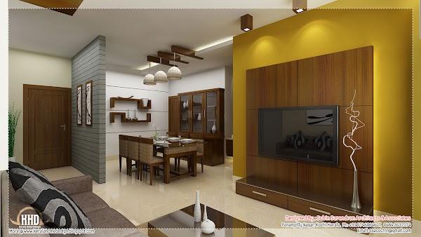 33 Fresh Flat Hall Interior Decoration