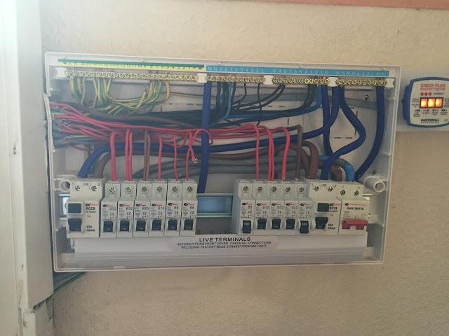 Consumer Unit Wiring