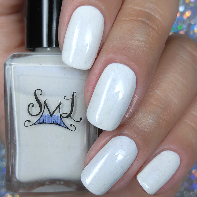 Smokey Mountain Lacquers - Sparkling Snow