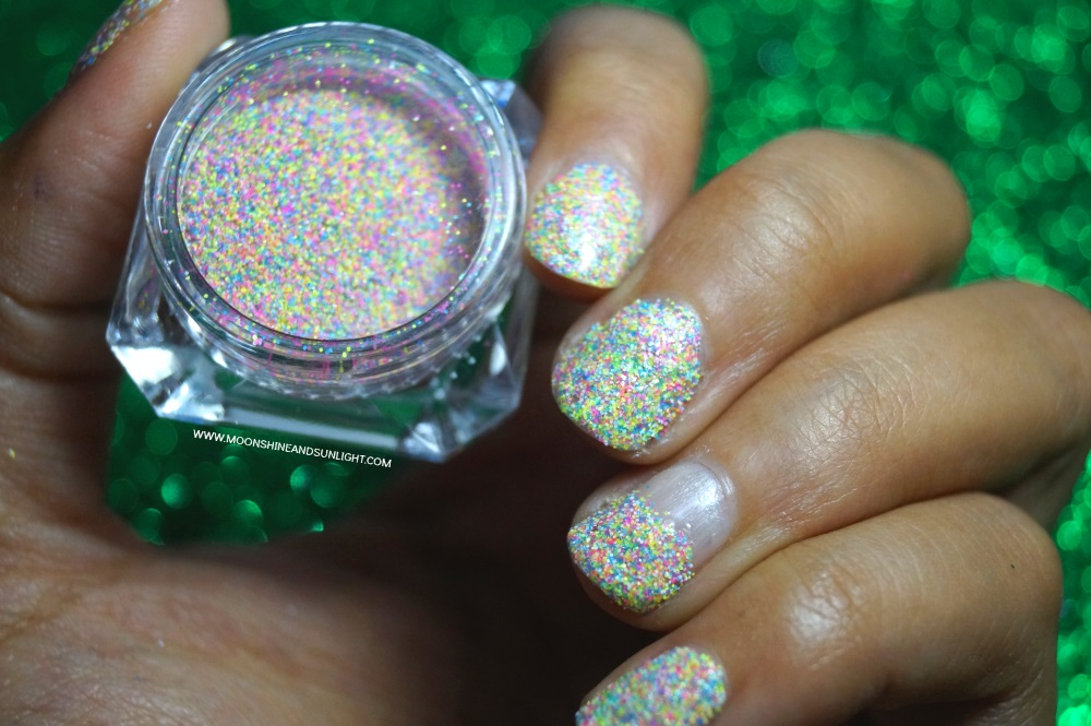 Sugar Candy Glitter From BornPretty Store! - Moonshine And Sunlight ...