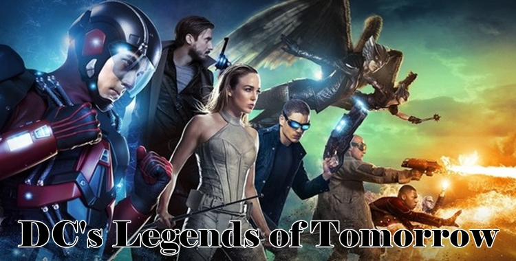 serial dc's legends of tomorrrow