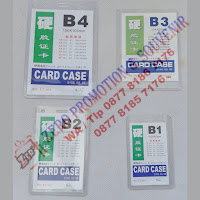 Casing id card Plastik, Casing ID Card, Card Holder