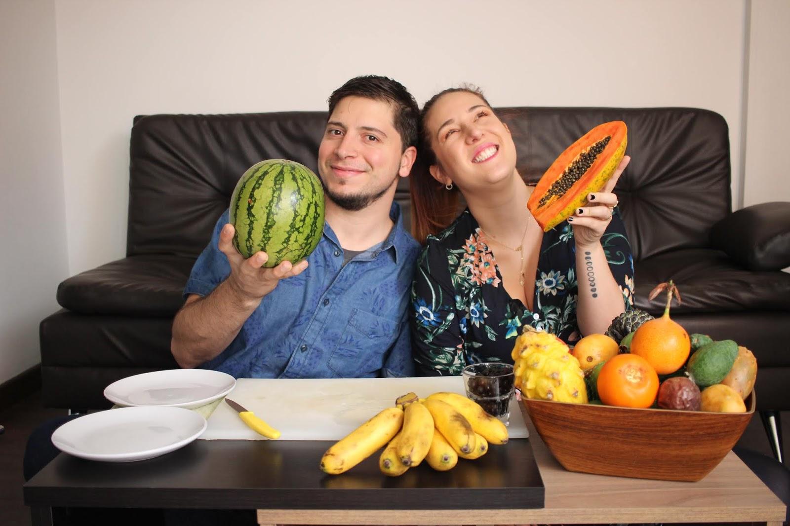 Frutas Exóticas Colombianas