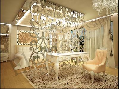 Inspirasi Desain Sekat Ruangan Unik Dan Kreatif 10