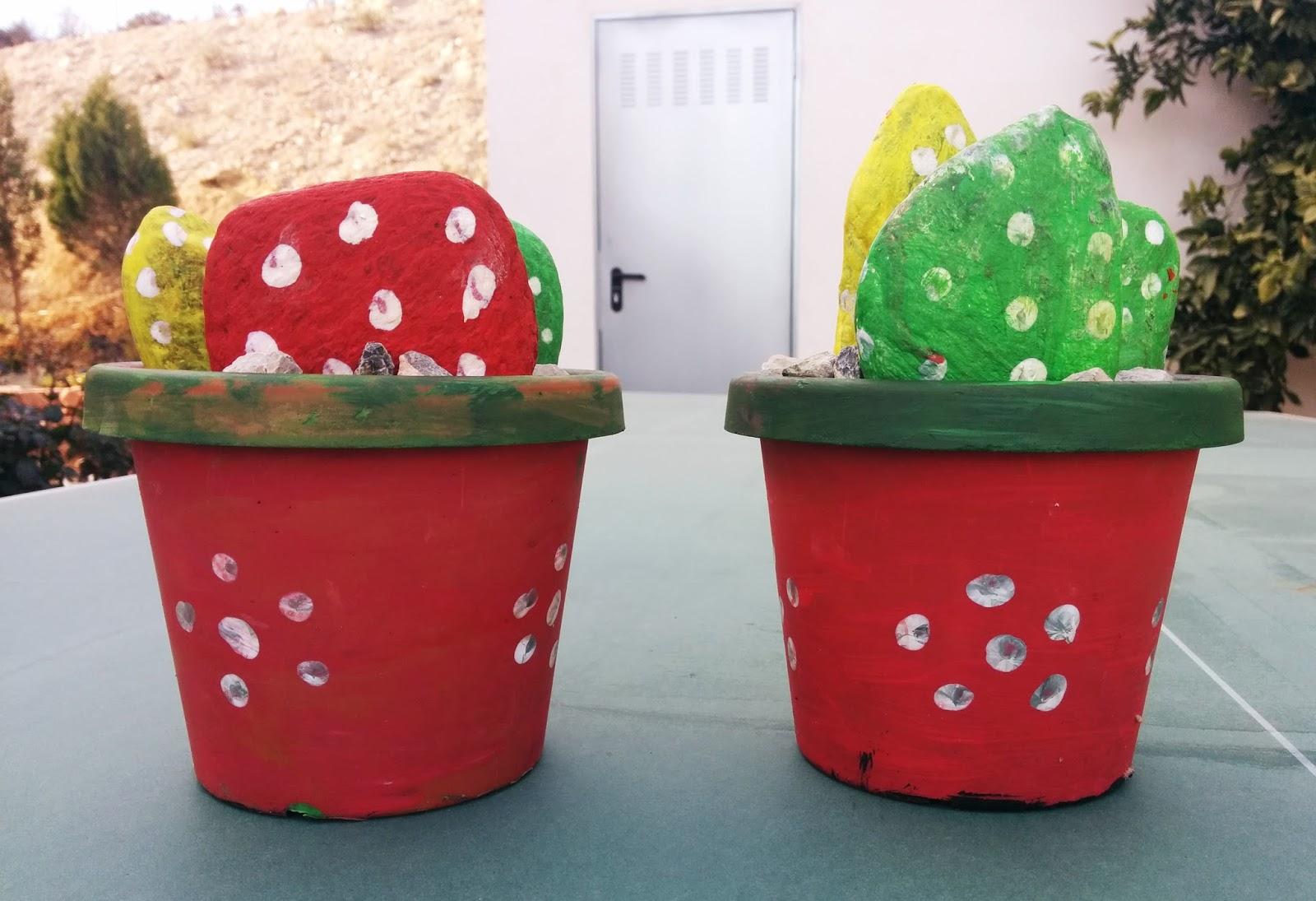 La sonrisa del Andarax cactus piedra