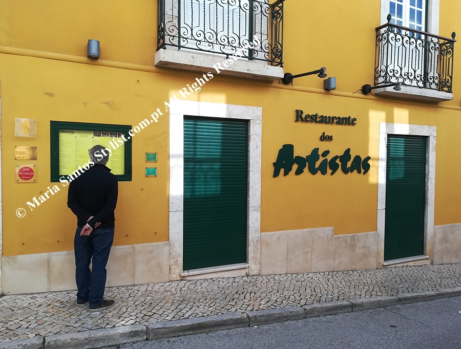 Maria Santos Stylist - Street Style Portugal