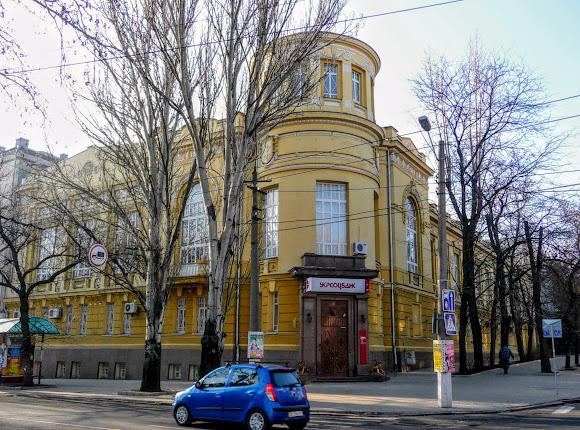 Николаев. Архитектурные памятники. Банк