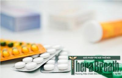 Thuốc uống theo toa có thể gây bệnh khô miệng