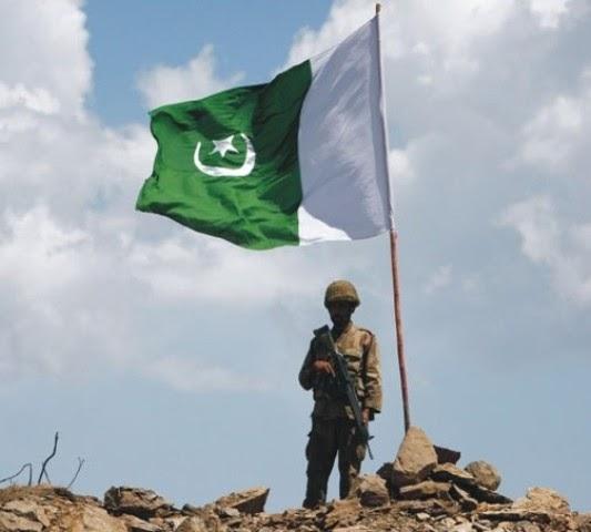 Pakistan Army's Anti-Terrorist Operation In FATA
