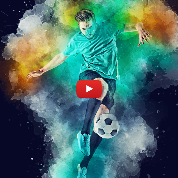 Watercolor Animation Photoshop Action - 12