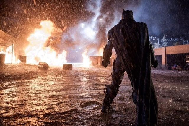 Batman interpretado por Ben Affleck