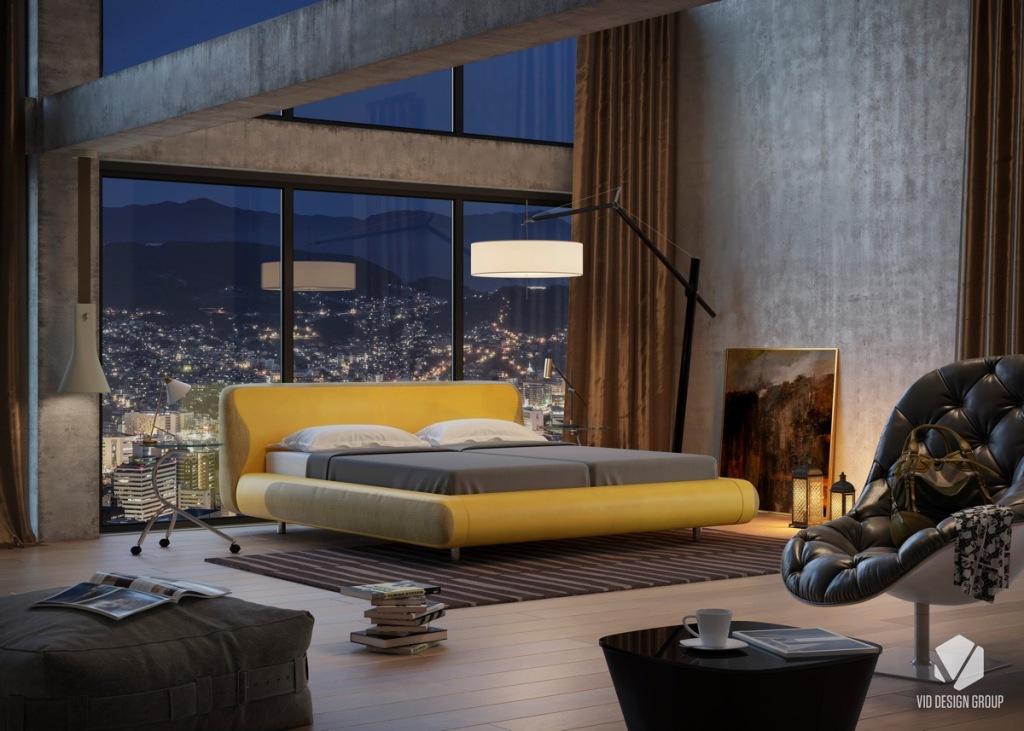 50 Desain Kamar Tidur Modern Simple Eksklusif Rumahku Unik