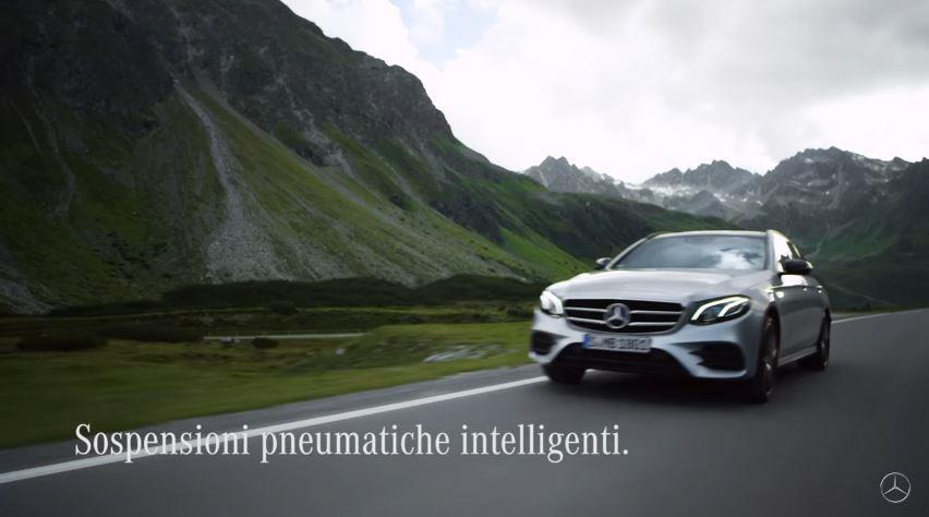 Canzone Mercedes Benz pubblicità Nuova Classe E Station Wagon - Libertà - Musica spot Novembre 2016