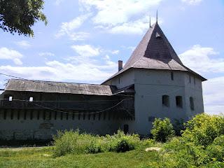 Галич. Замкова гора. Старостинський замок XIV ст.