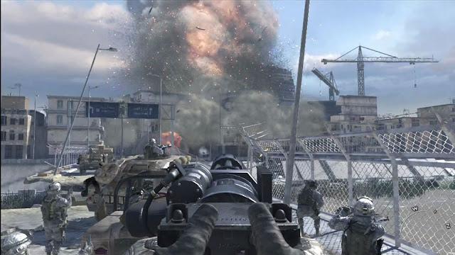 تحميل لعبة modern combat 4 من ميديا فاير