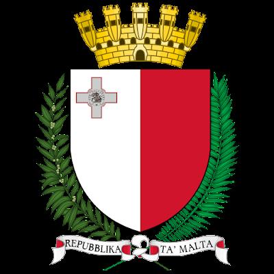 Coat of arms - Flags - Emblem - Logo Gambar Lambang, Simbol, Bendera Negara Malta