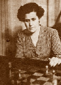 La ajedrecista Glòria Velat Badia