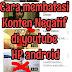 Cara blokir konten porno/negatif di youtube, HP android