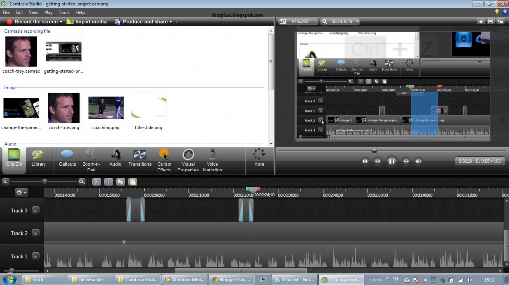 how to get full version of camtasia i have