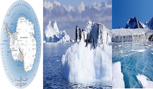 Antarktika Hakkında Karışık İlginç Bilgiler
