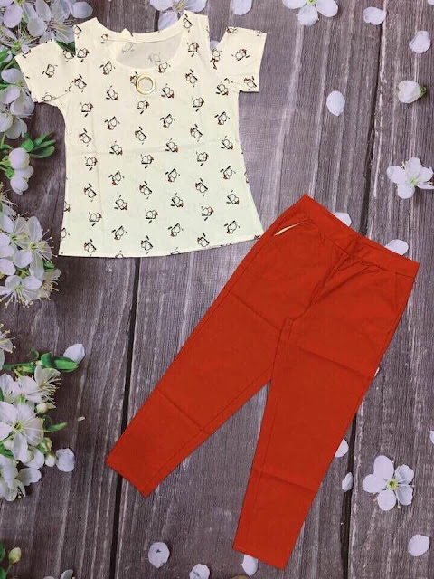 Set áo rót tay phối quần short giá rẻ