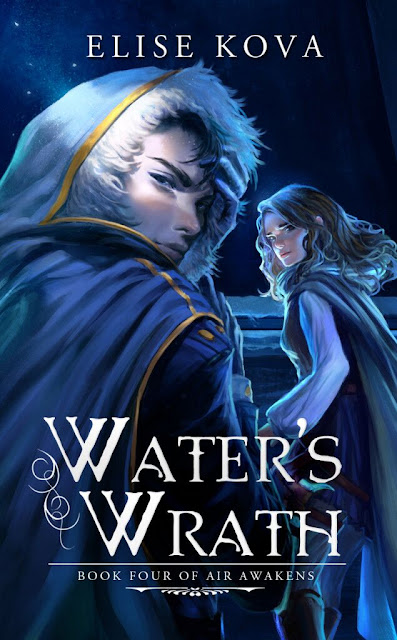 Water's Wrath by Elise Kova