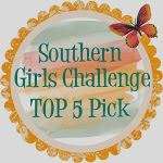 Top 5 at Southern Girls Challenge